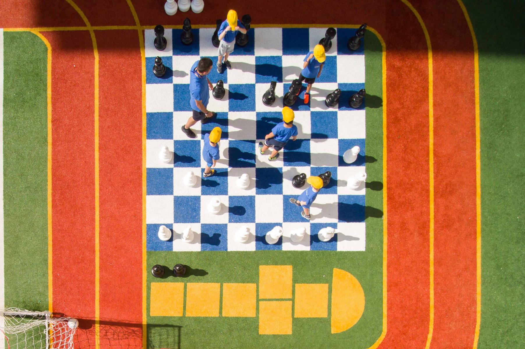campo e scacchi